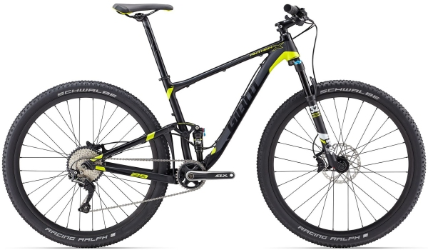Cyclepath Brampton Giant Anthem X 29er