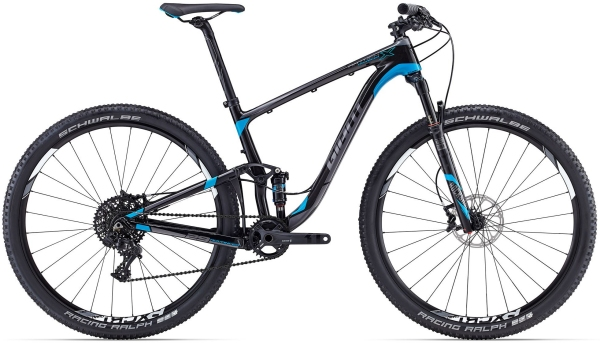 Cyclepath Brampton Giant Anthem X Advanced 29er