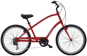 Cyclepath Brampton Electra Townie 7D Men's Red